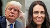 Ardern 'infuriated' by Trump comparison