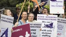 Nurses, midwives to vote on two days of national strikes