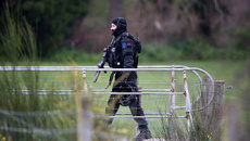 Family holed up in Pukekohe home, surrounded by armed police