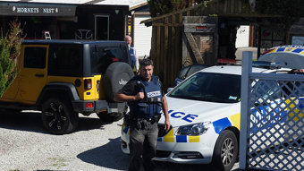 Raid on ex-cop's home: Police seize 39 guns in stand-off