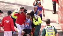 Running on empty: Dozens collapse at London Marathon