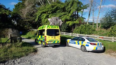 Body found at Omanawa Falls