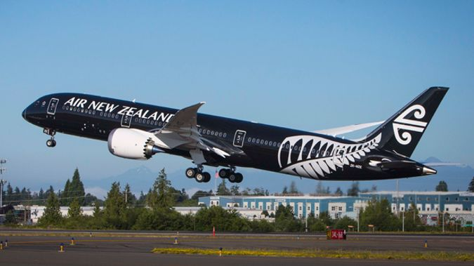 Problems with the engines on some of Air New Zealand's Dreamliner planes have caused chaos for travelers. (Photo / Supplied)