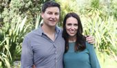 Clarke Gayford, the Prime Minister's partner, has come under fire today. (Photo / File)