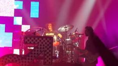 Taylor Johnston: Drumming with The Killers