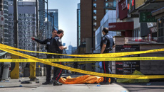 Search for motive after Toronto attack