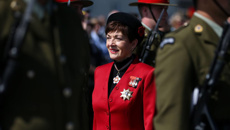 Dame Patsy Reddy leads NZ contingent at emotional Gallipoli commemoration