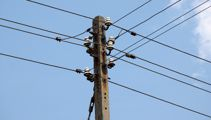 It's up to you to fix old power poles on your property
