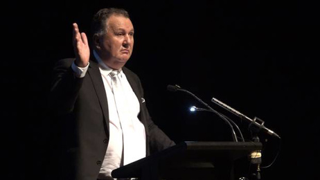 Shane Jones slammed for public sector comments