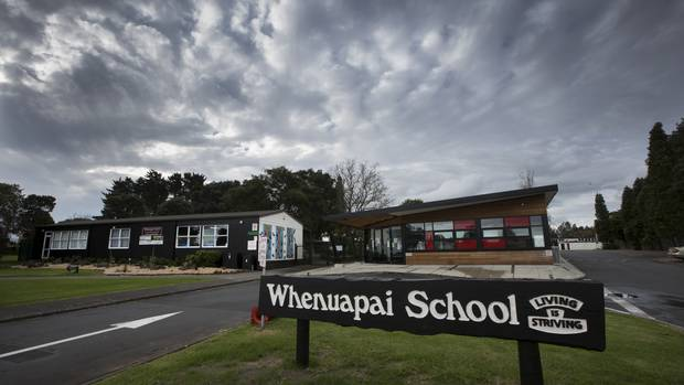 """Three complaints were made last year about alleged """"sexual behaviour"""". (Photo / NZ Herald)"""