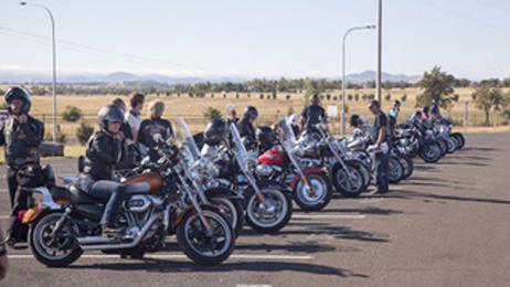 Andrew Templeton: Massive increase in motorbike toll blamed on long hot summer