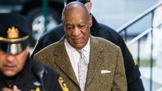 Dennis McAndrews: Bill Cosby's anger boils over after guilty verdict