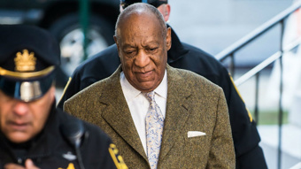 Cosby's anger boils over after guilty verdict