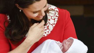 Has the new royal baby's name been accidentally revealed? (Photo: AP)