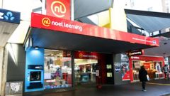 The Commerce Commission has laid charges against Noel Leeming under the Fair Trading Act. (Photo / Doug Sherring)