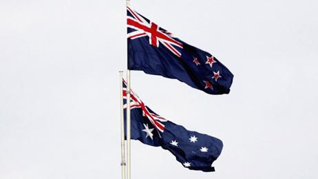 NZ national anthem skipped at Aussie Anzac service