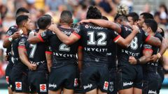The Warriors have been sold to Auckland Rugby League. (Photo / Getty Images)