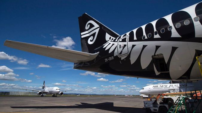 Air New Zealand is preparing for a busy holiday period. (Photo / Jason Oxenham)