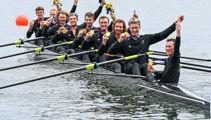 Tom Mackintosh acknowledges Hamish Bond's presence in helping team win Gold