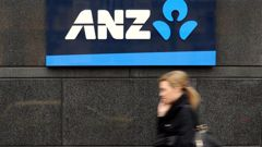ANZ is in a trading halt pending an announcement this morning. (Photo / AAP)