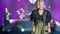 Pink breaks Auckland record with fifth concert