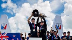 David Abercrombie believes the America's Cup organisers should have gone further to push for gender equality. (Photo / Getty)