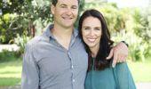 Clarke Gayford and Jacinda Ardern (Image / NZH)
