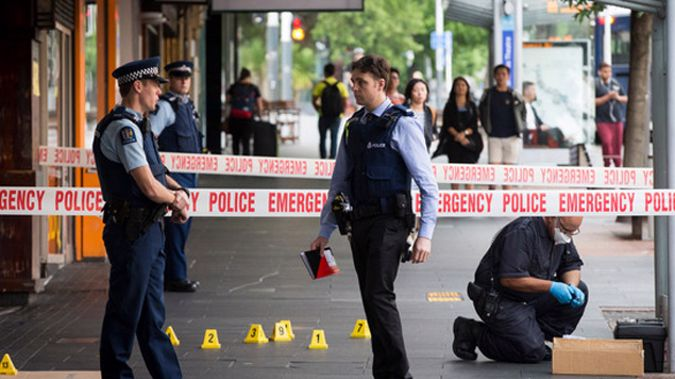 Heart of the City Auckland CEO Viv Beck says they are looking at options to make the CBD safer at night. (Photo: Jason Oxenham)