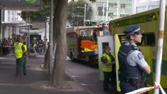 Gas leak in Auckland CBD