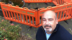 Man who fell into sinkhole feared he would be buried alive