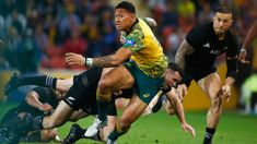 Mike's Minute: Israel Folau scandal still a mess