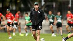Michael Maguire on new job as Kiwis head coach