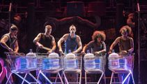 Stomp: Percussion act brings the comedy