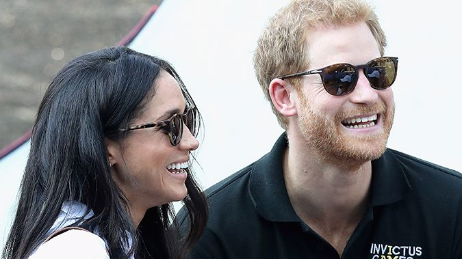 Prince Harry and Meghan Markle (Photo \ Getty Images)