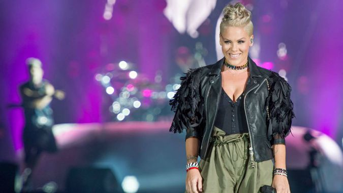 Pink has confirmed she will play a sixth Auckland show. (Photo \ Getty Images)