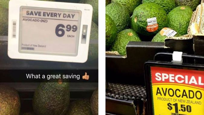 A Facebook post has revealed while us Kiwis are balking at the cost, Aussies are snapping up the millennial-favourite for a fraction of the price.
