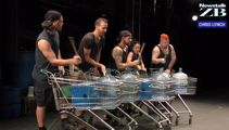 STOMP returns to NZ to rave reviews