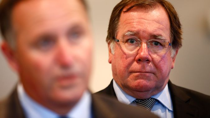 Murray McCully was the National government's minister of foreign affairs when the Saudi sheep deal was reached. (Photo: Getty Images)