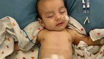 Baby almost dies after rotavirus vaccine