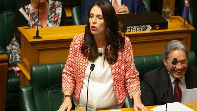 The Prime Minister will address a business lunch in Auckland while Finance Minister Grant Robertson will do the same in Wellington. (Photo \ NZME)