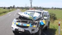 Alarm at growing number ramming police cars