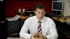 Housing New Zealand chief executive Andrew McKenzie was appointed in 2016. (Photo: NZ Herald)