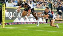 Warriors back on track with victory over Eels