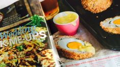 Nici Wickes: Scotch eggs with apple & mustard mayonnaise