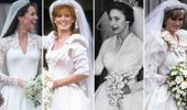 Royal Dresses through the ages (Photo / Supplied)