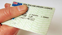 Woman arrested for allegedly altering licences