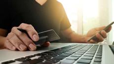 Paul Spain: Credit card fraud begins with customers being sucked in online
