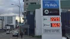 Petrol prices hit record levels on the road to $2.30 a litre