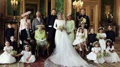 Harry and Meghan's royal wedding photos