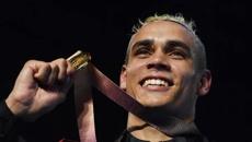 Police return boxer David Nyika's stolen gold medal